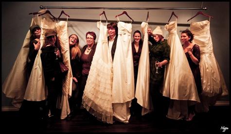 Brian Noppe Photo - Wed Bridal opening 2