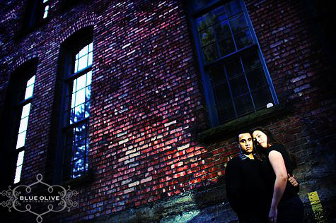 Yaletown engagement session 4
