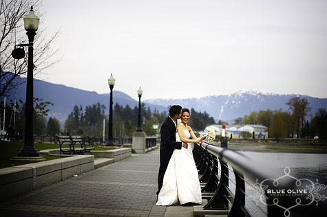 Vancouver Westin Wedding