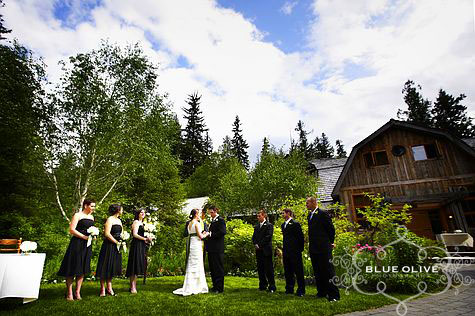 Whistler Wedding Brew Creek Lodge
