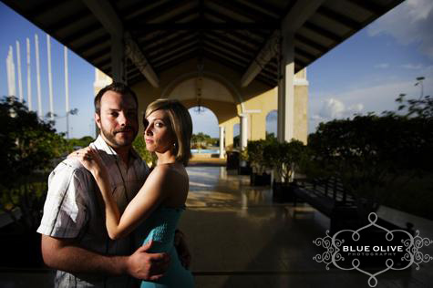Destination Wedding Engagement Session Cuba Royal Hideaway
