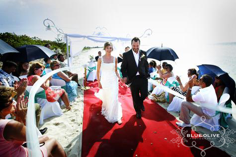 Destination Wedding Beach Cuba Royal Hideaway