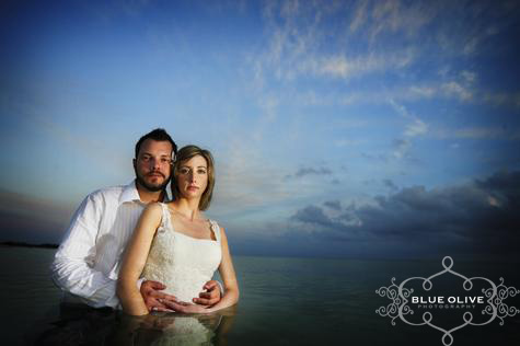 Destination Wedding Trash the Dress Cuba Royal Hideaway